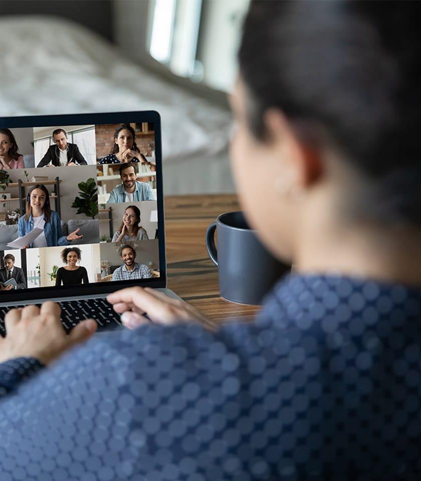 collaboration virtual meeting