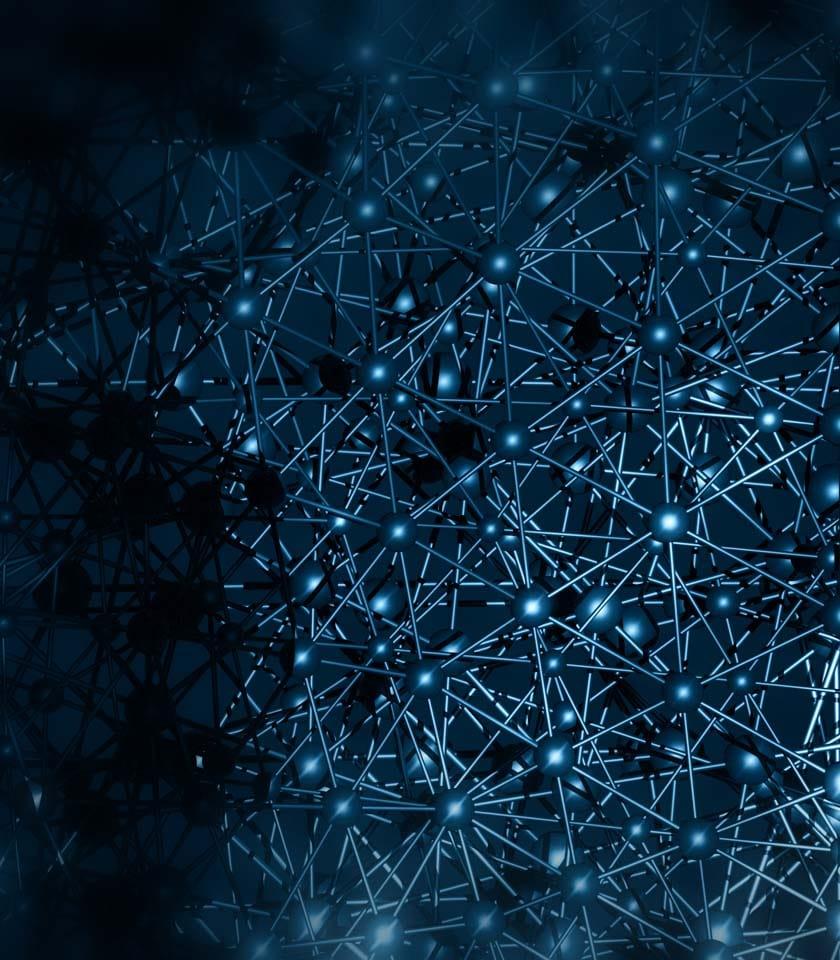 molecules texture